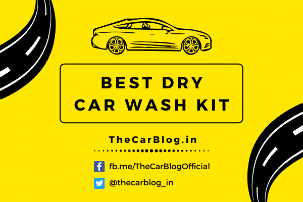 Best Dry Car Wash Kit